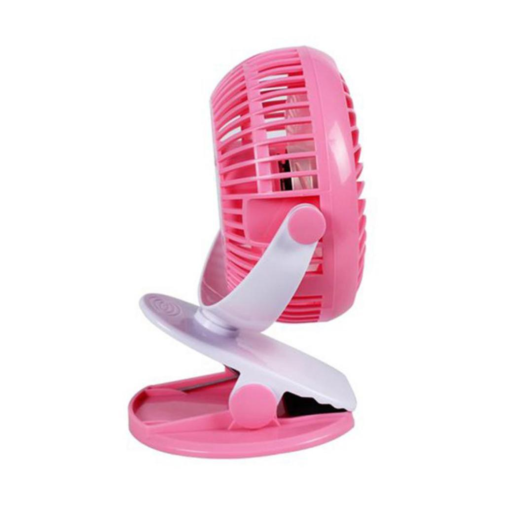 MagiDeal-Mini-Portable-USB-Battery-Powered-Fan-Blade-Desktop-Cooling-Fan miniatuur 3