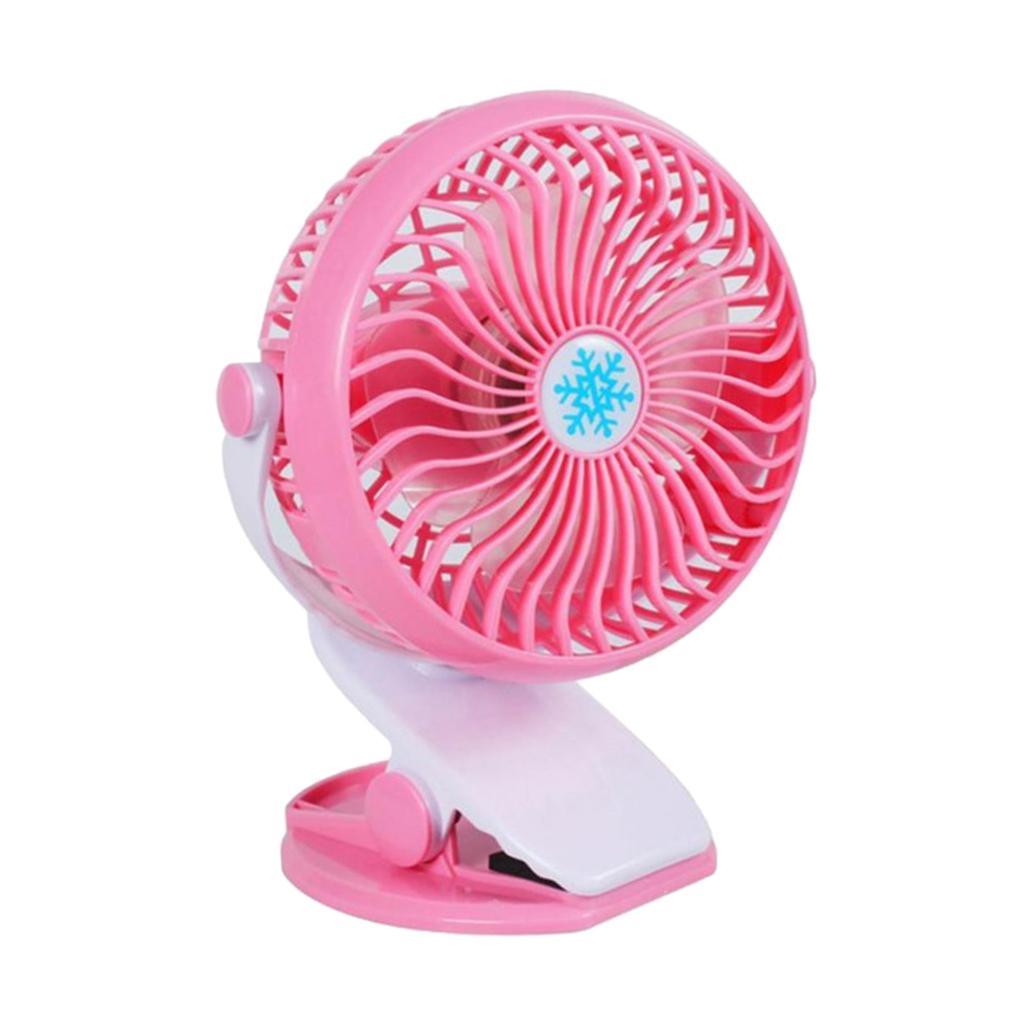 MagiDeal-Mini-Portable-USB-Battery-Powered-Fan-Blade-Desktop-Cooling-Fan miniatuur 4