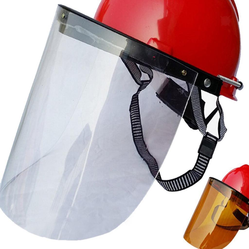 Ecran-facial-pour-la-construction-de-soudure-de-casque-de-protection-de miniature 21