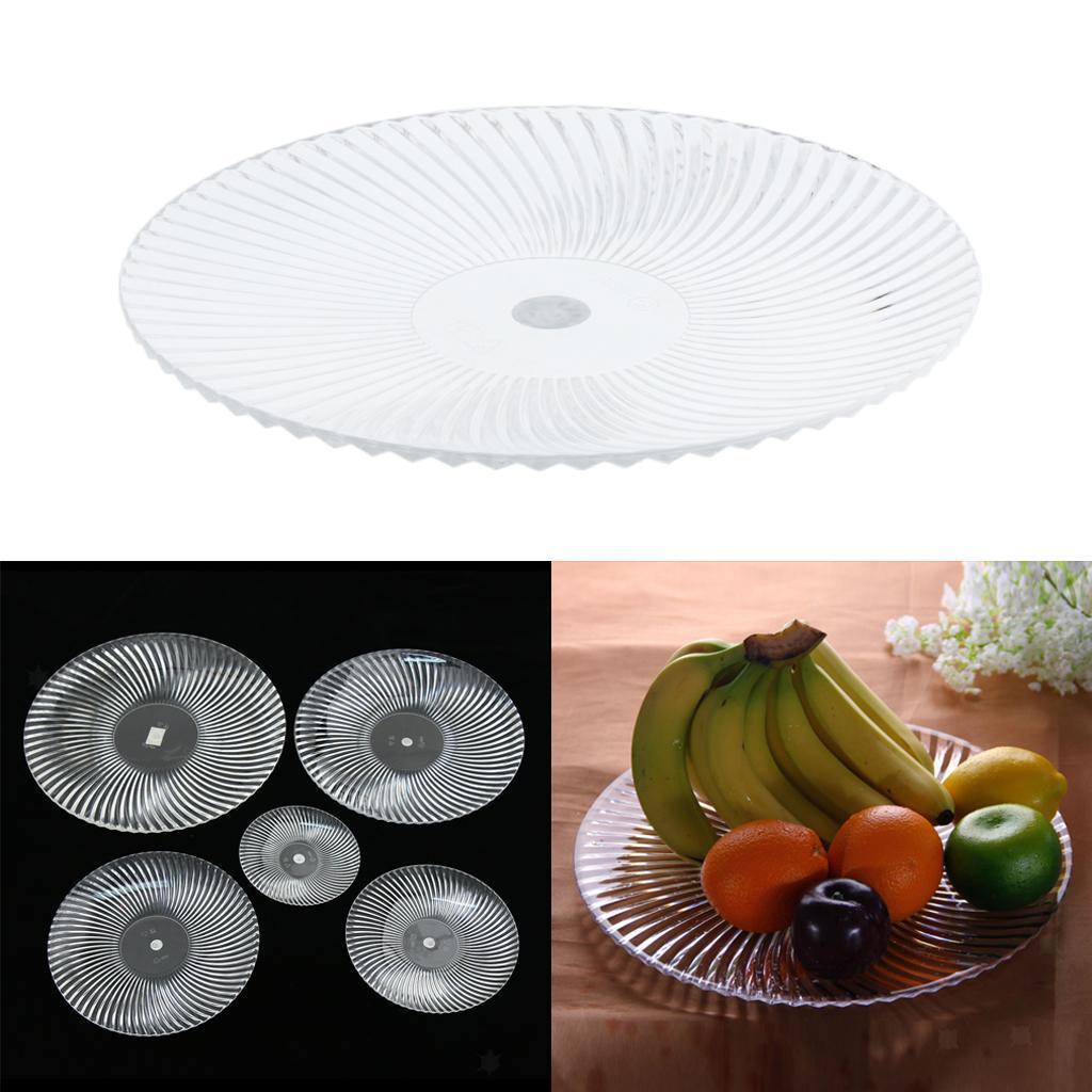 Piatto-da-Servire-Espositore-Stoviglia-Posate-Cucina-Utensili-Plate-Display miniatura 5