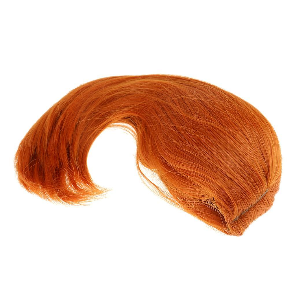 Straight-Wavy-Curly-Hair-Wig-for-18-039-039-Dolls-Clothes-Accessories thumbnail 75