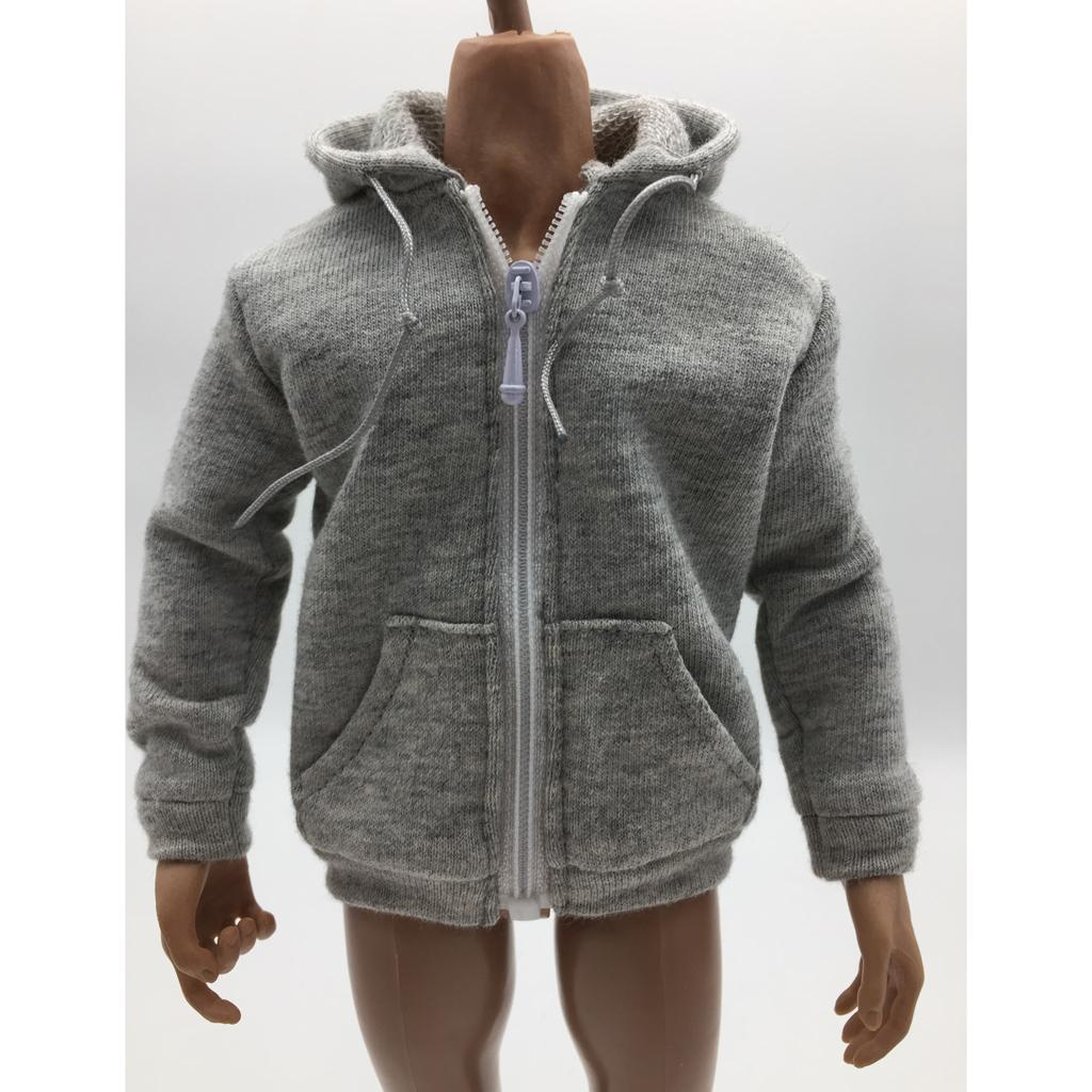 1-6-Scale-Jacket-Hoodie-T-shirt-Jeans-Accessories-for-12-039-039-Figure-Hot-Toys miniature 24