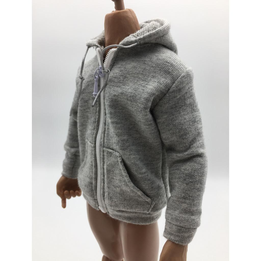 1-6-Scale-Jacket-Hoodie-T-shirt-Jeans-Accessories-for-12-039-039-Figure-Hot-Toys miniature 25