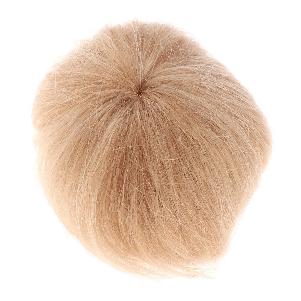 Lovely-Short-Straight-Wig-Bob-Haircut-Mohair-Clothes-Decor-for-1-8-BJD-Doll thumbnail 7