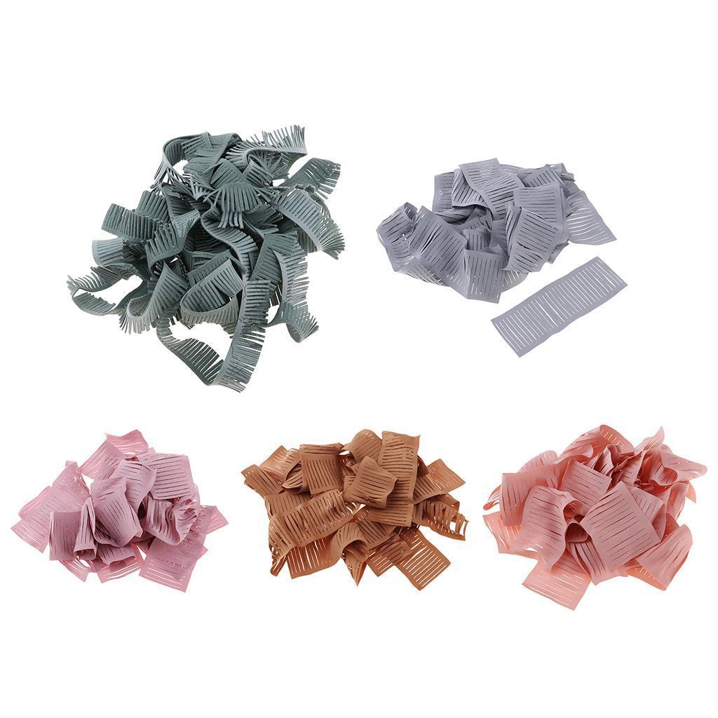 miniatura 3 - 20 pezzi strisce di stoffa banda per fai da te fatti a mano boccioli di