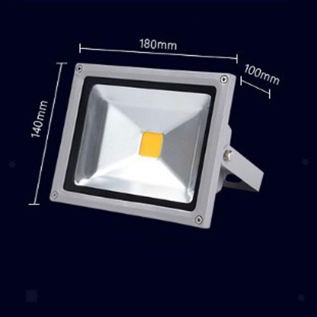 Projecteur-LED-Flood-Lights-Lumiere-D-039-inondation-Luminaires-Garage miniature 16