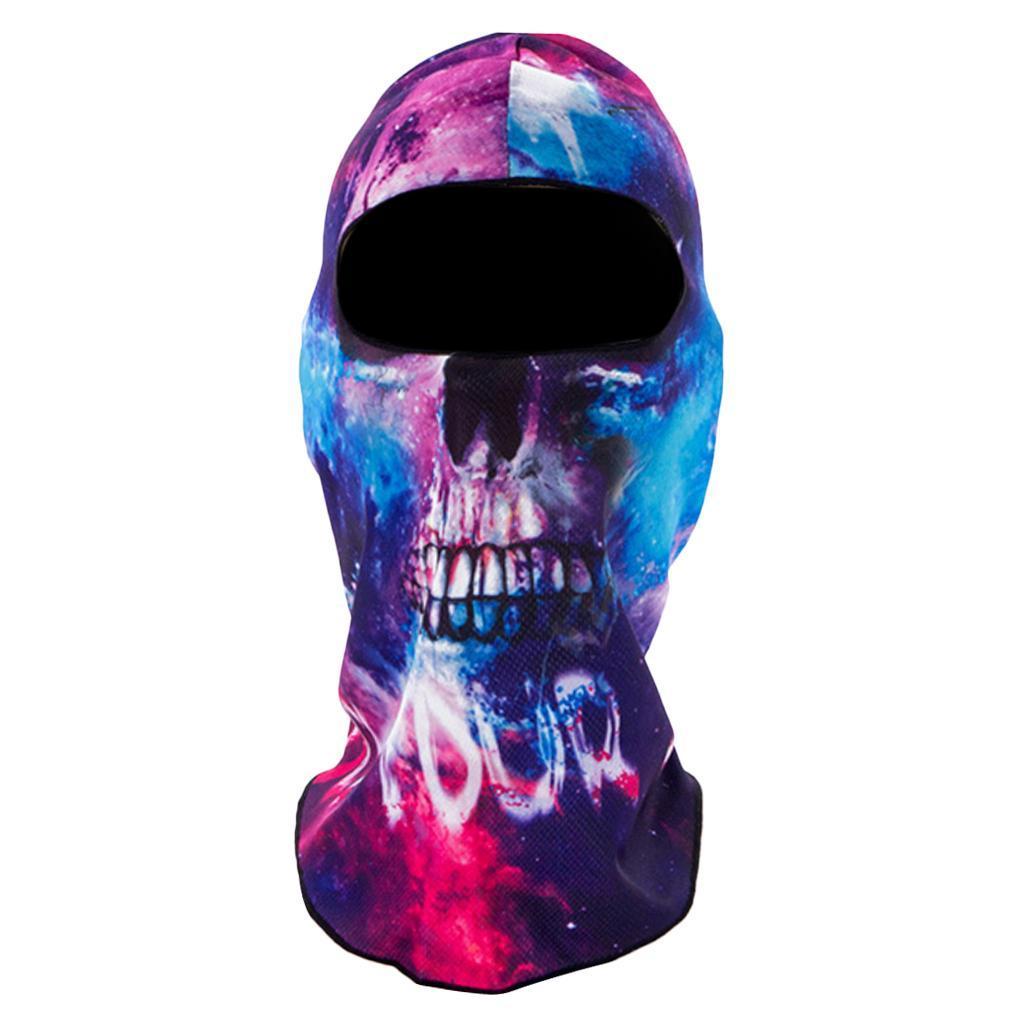 3D-Thin-Balaclava-Cap-Hat-Bicycle-Full-Face-Mask-Unisex-Breathable-Mask-Hood thumbnail 14