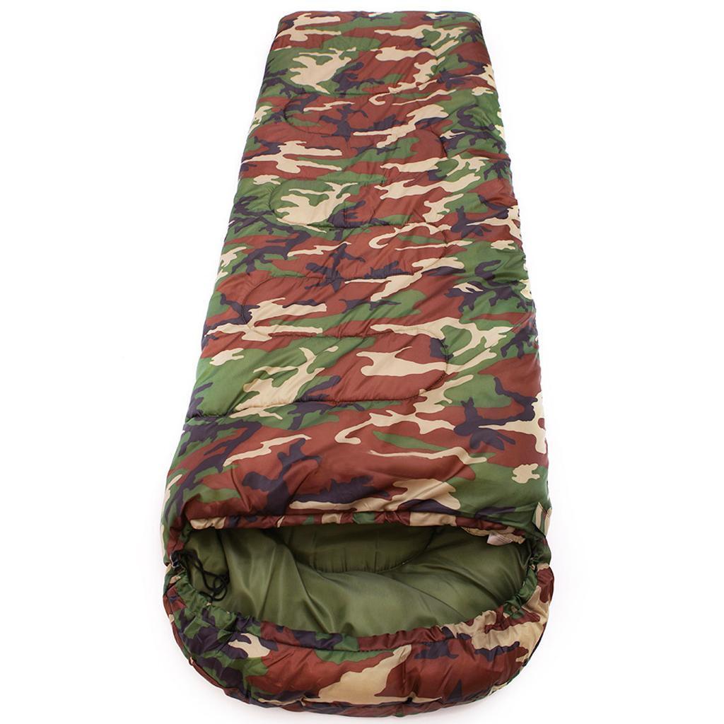 Coure-Sac-De-Couchage-Matelas-de-Plein-Air-Leger-et-Portable-Camping miniature 6