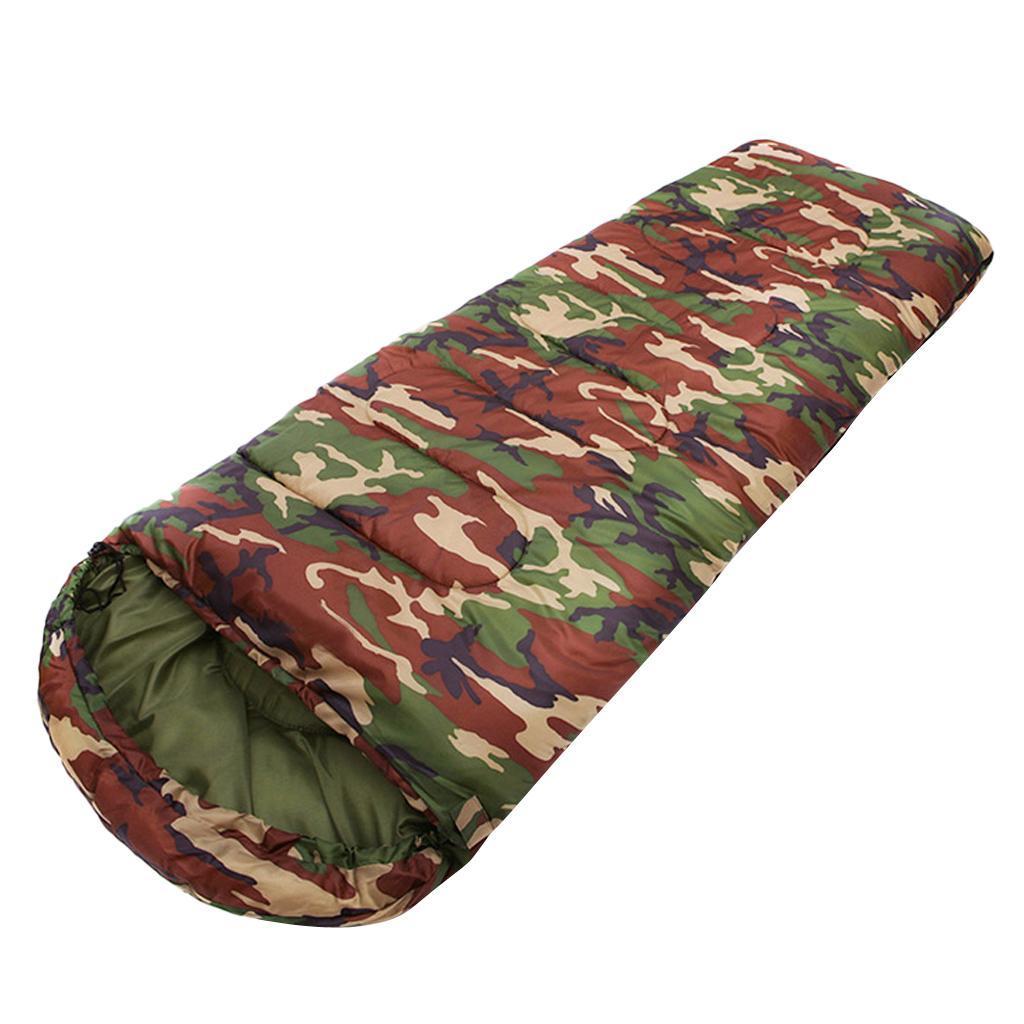 Coure-Sac-De-Couchage-Matelas-de-Plein-Air-Leger-et-Portable-Camping miniature 3