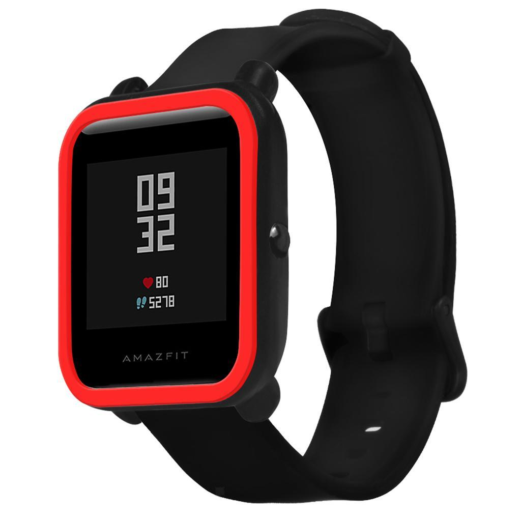 Silicone-Skin-Cover-Protective-Case-Shell-for-Pro-Bluetooth-Smart-Watch thumbnail 4