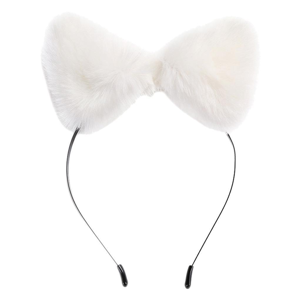Katzenohren-Stirnband-Haarband-Haarreife-Kopfschmuck-Perfekt-fuer Indexbild 11