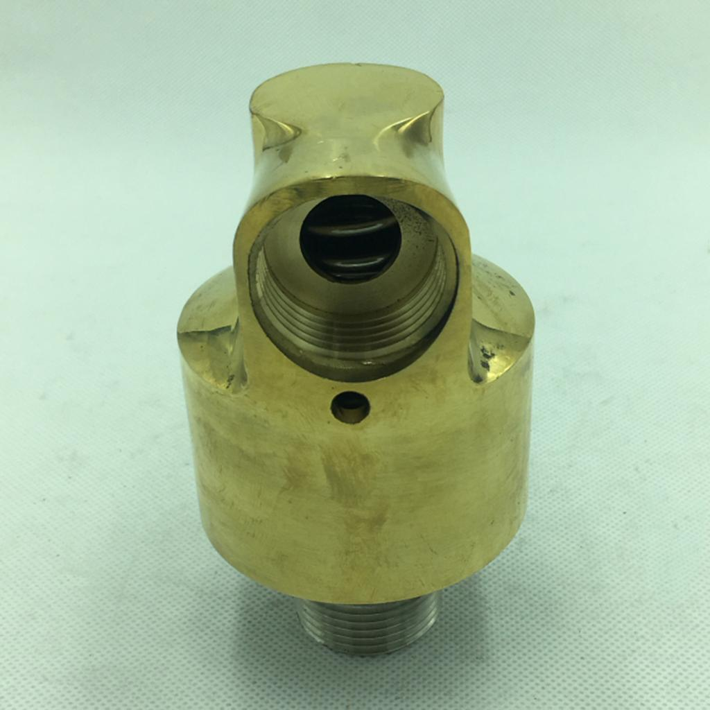1-INCH-INDUSTRIAL-COPPER-AIR-SWIVEL-FITTING-CONNECTORS-HOSE-TOOL-COUPLER thumbnail 3