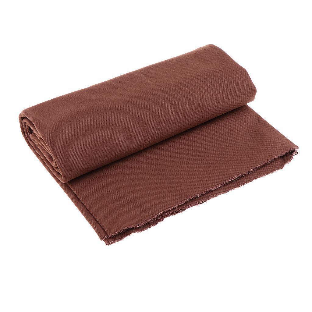 1-Yard-Waxed-Waterproof-Canvas-Fabric-Sewing-Material-Garment-Accessories thumbnail 7