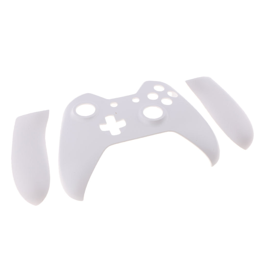 Soft-Touch-Front-Housing-Shell-Faceplate-L-R-Panel-for-Xbox-One-Controller miniature 3
