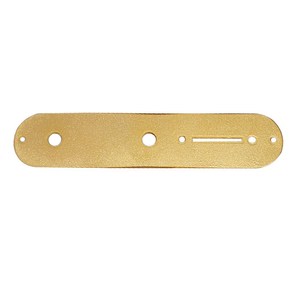 thumbnail 6 - Replacement-Guitar-Control-Plate-for-TL-Style-Guitar-Parts-Accessory
