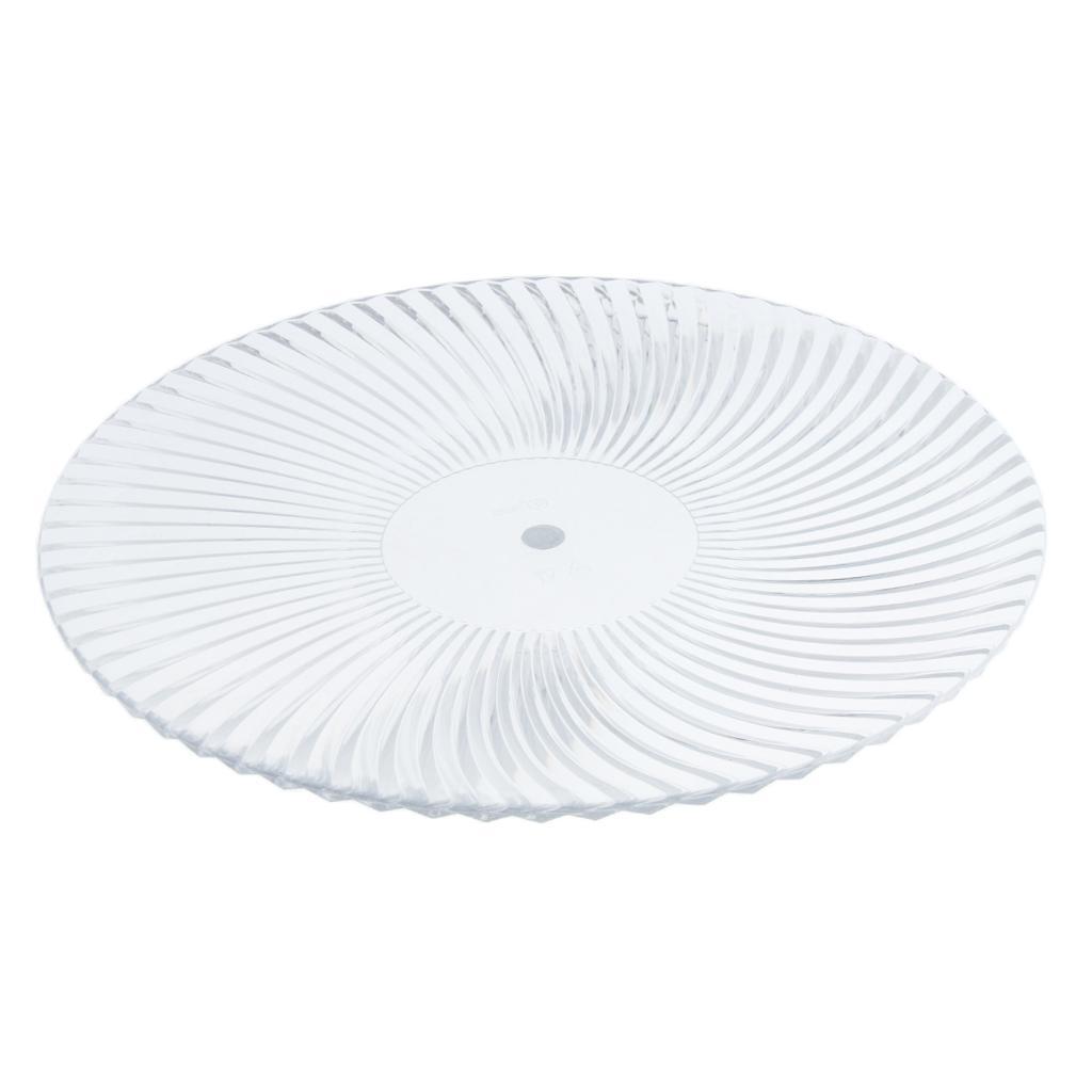 Piatto-da-Servire-Espositore-Stoviglia-Posate-Cucina-Utensili-Plate-Display miniatura 9