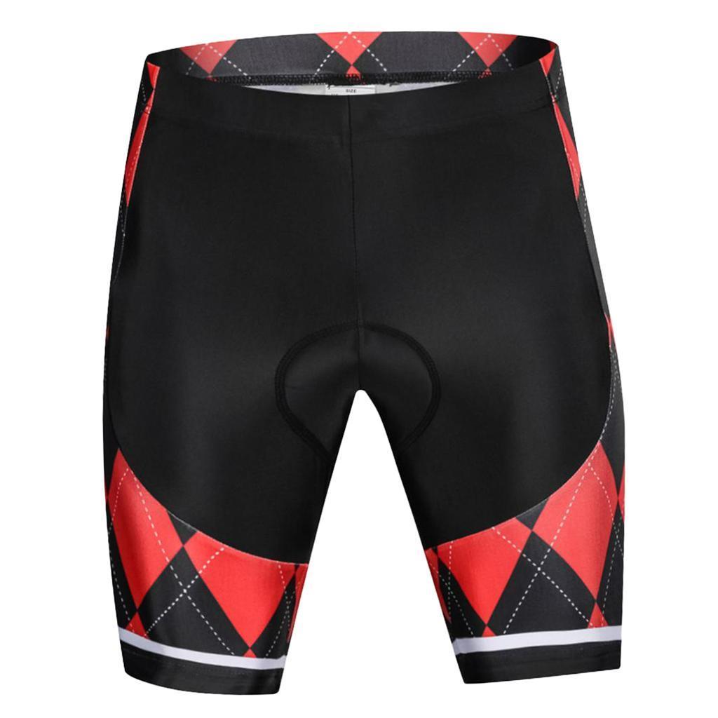 Cuissard-de-Velo-pour-Adultes-Shorts-de-Cyclisme-Respirant-Sechage-Rapide miniature 7