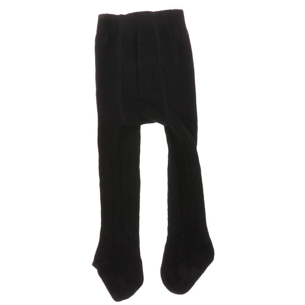 Bebe-Fille-Hiver-Chaud-Losange-Collants-Extensible-Coton miniature 15