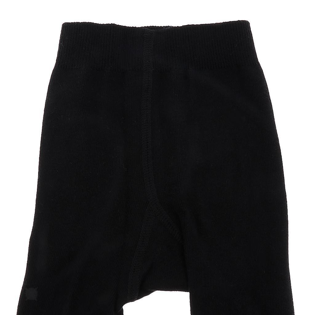 Bebe-Fille-Hiver-Chaud-Losange-Collants-Extensible-Coton miniature 17