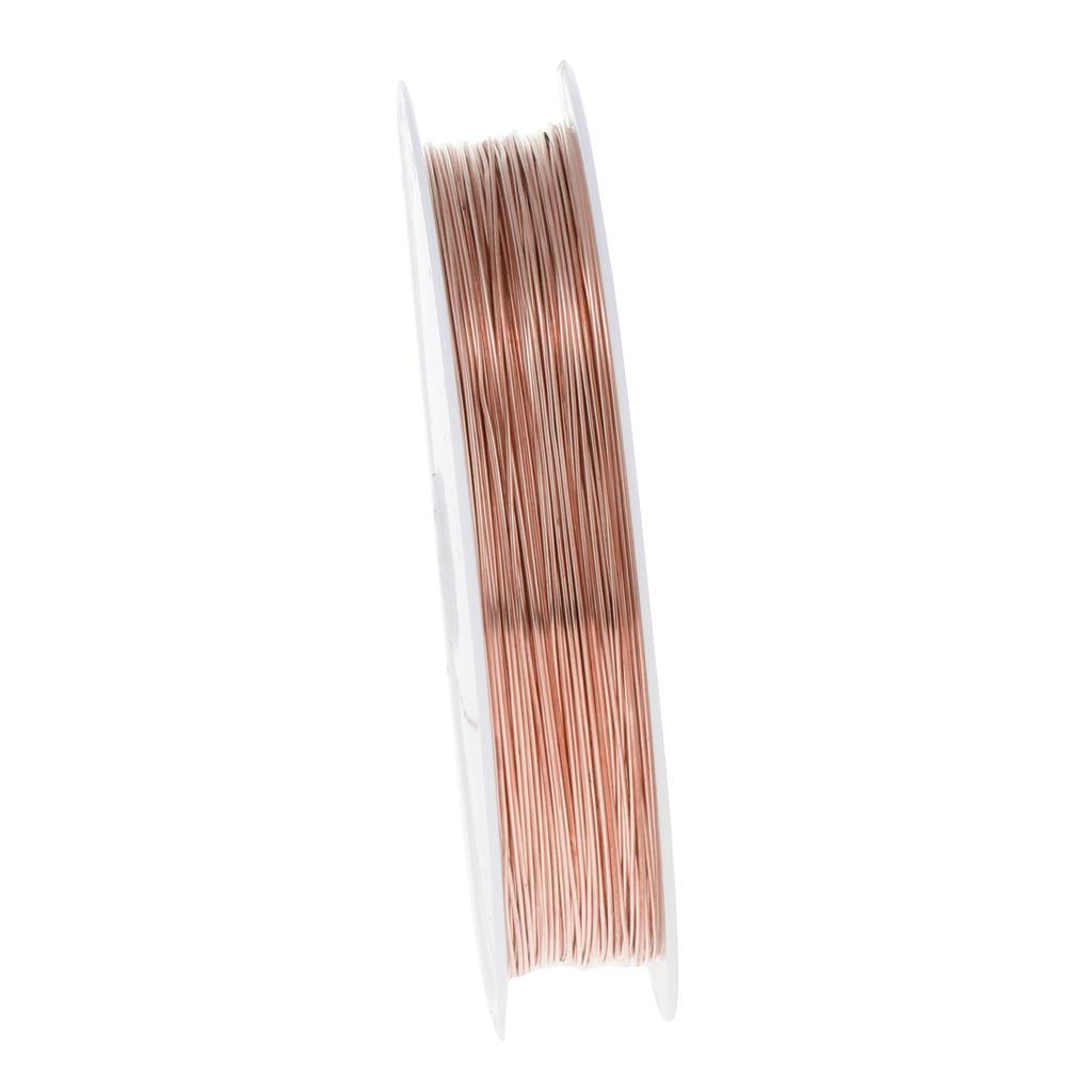 miniature 13 - Fil de cuivre pour la fabrication de bijoux Artisanat bricolage pour le fil