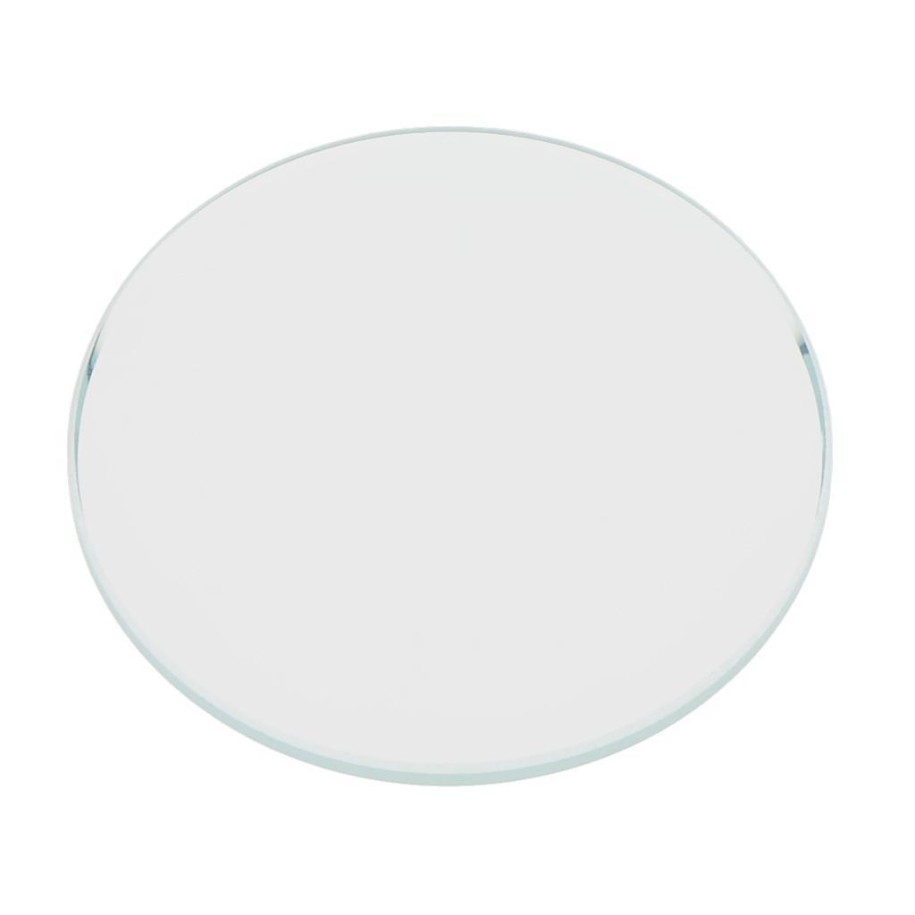 10-Pezzi-Glass-per-Orologio-DIY-Strumento-Vetro-Minerale-in-Cristallo miniatura 55
