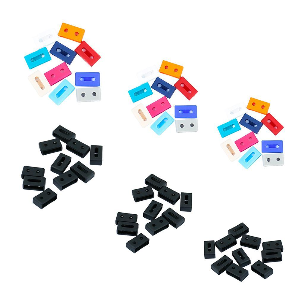 10Pcs-18-20-22mm-Silicone-Security-Loop-for-Casio-G-SHOCK-GA110-GD-BA thumbnail 16