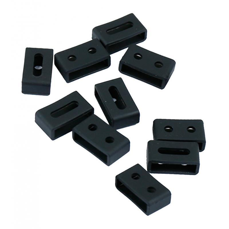 10Pcs-18-20-22mm-Silicone-Security-Loop-for-Casio-G-SHOCK-GA110-GD-BA thumbnail 10