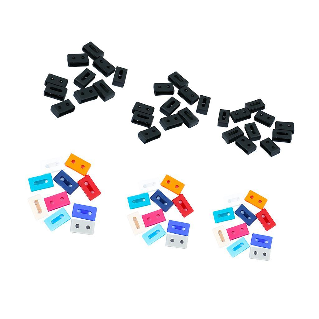 10Pcs-18-20-22mm-Silicone-Security-Loop-for-Casio-G-SHOCK-GA110-GD-BA thumbnail 13