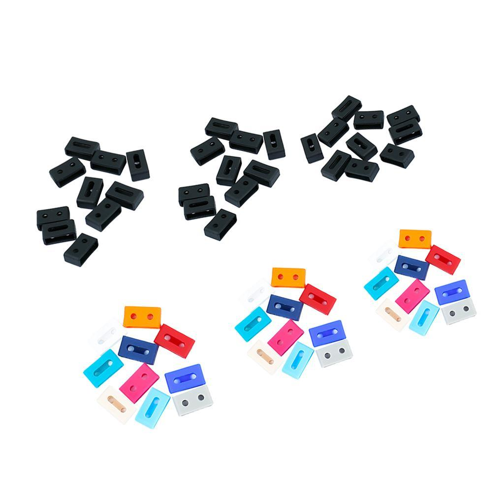 10Pcs-18-20-22mm-Silicone-Security-Loop-for-Casio-G-SHOCK-GA110-GD-BA thumbnail 14