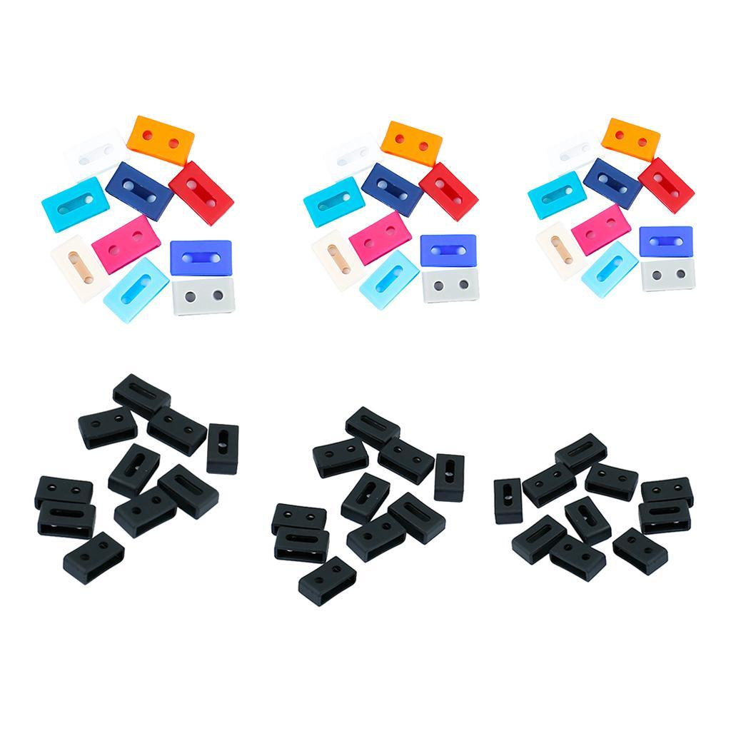 10Pcs-18-20-22mm-Silicone-Security-Loop-for-Casio-G-SHOCK-GA110-GD-BA thumbnail 15