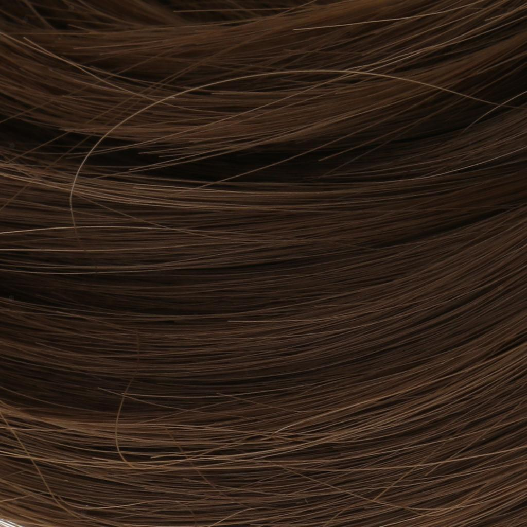 Straight-Wavy-Curly-Hair-Wig-for-18-039-039-Dolls-Clothes-Accessories thumbnail 78