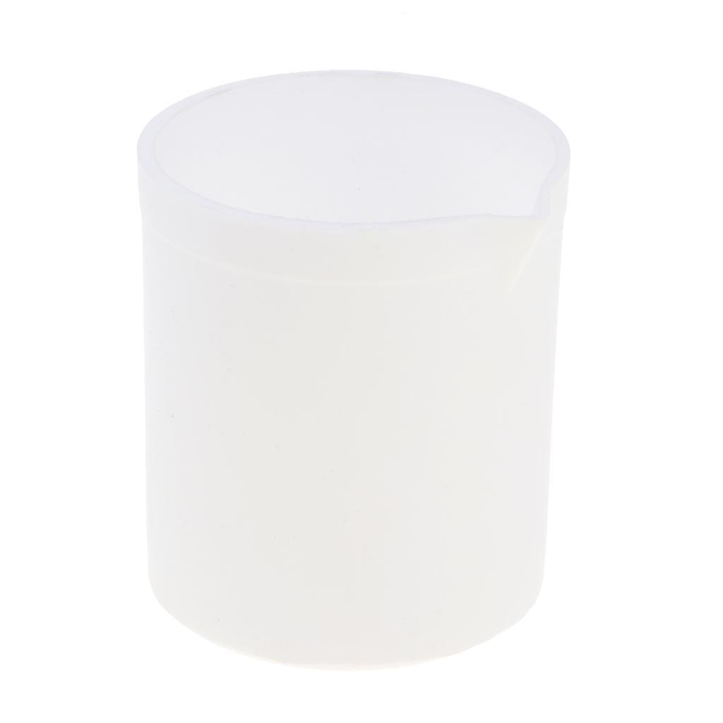 100-300ml-PTFE-Beaker-Crucible-Cup-for-chemistry-biology-lab-Labware-w-Spout thumbnail 7