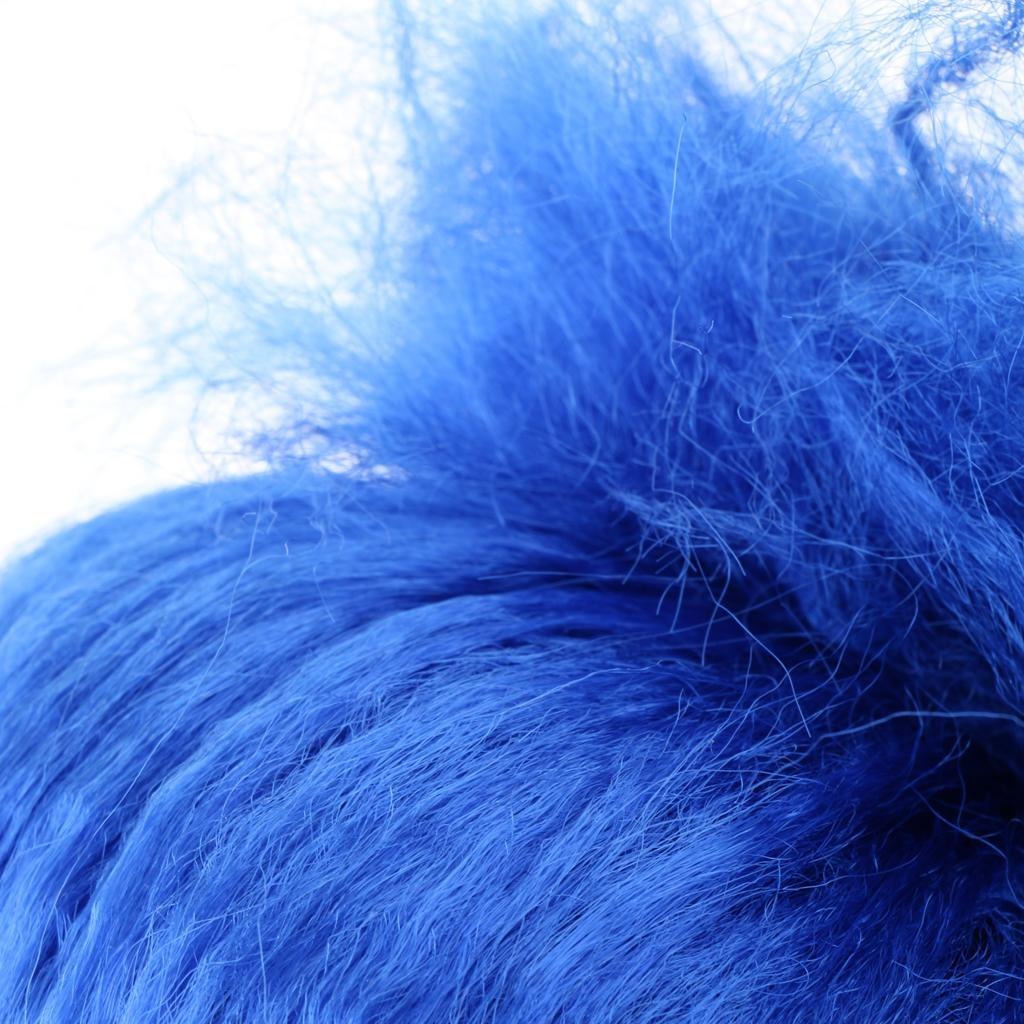 Cute-Flame-Troll-Short-Wig-Cosplay-Party-Costume-Fancy-Dress-Magic-Pixie-Elf-Wig thumbnail 18