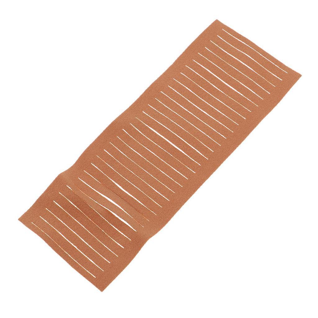 miniatura 8 - 20 pezzi strisce di stoffa banda per fai da te fatti a mano boccioli di