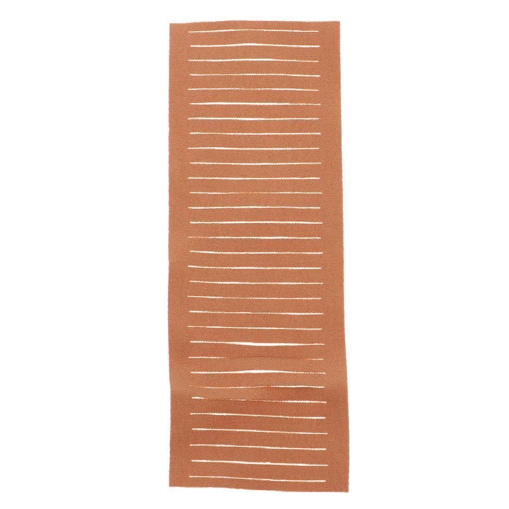 miniatura 9 - 20 pezzi strisce di stoffa banda per fai da te fatti a mano boccioli di