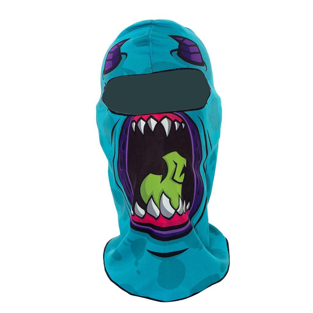 3D-Thin-Balaclava-Cap-Hat-Bicycle-Full-Face-Mask-Unisex-Breathable-Mask-Hood thumbnail 16