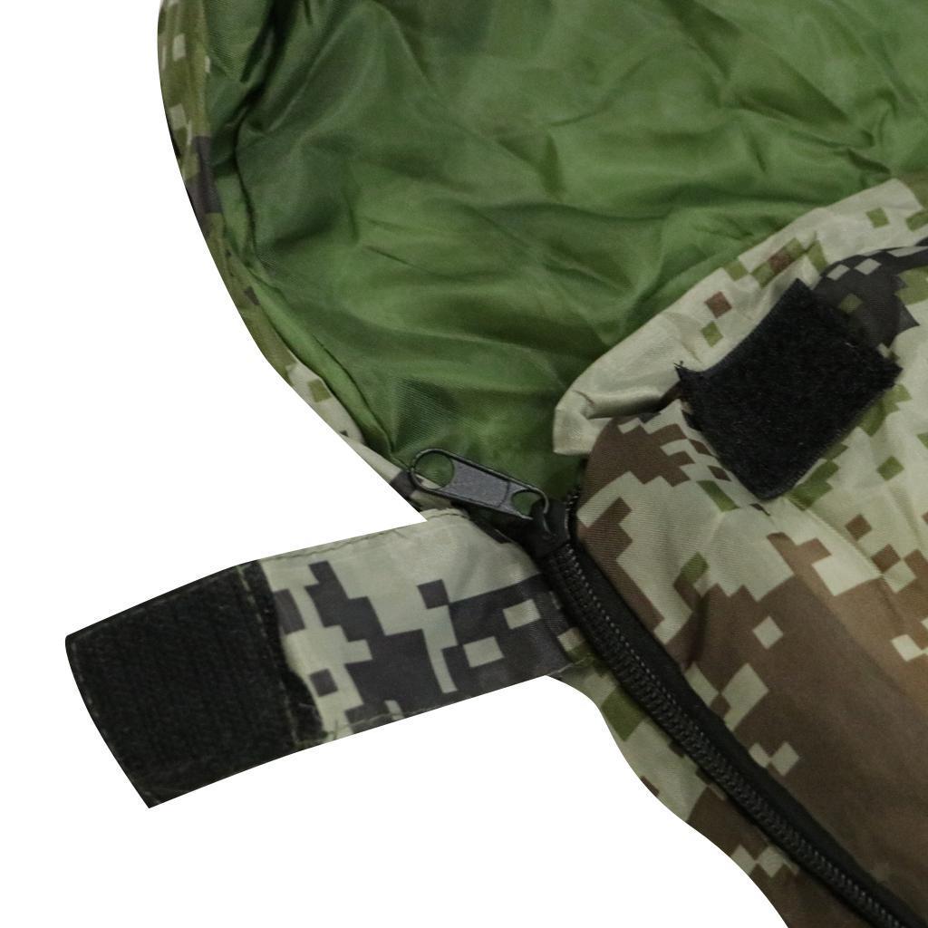 Coure-Sac-De-Couchage-Matelas-de-Plein-Air-Leger-et-Portable-Camping miniature 9
