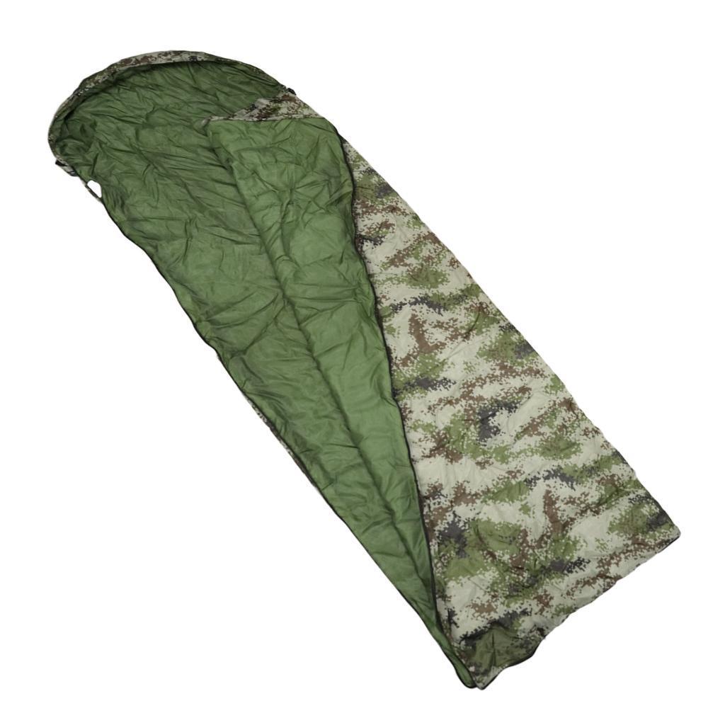 Coure-Sac-De-Couchage-Matelas-de-Plein-Air-Leger-et-Portable-Camping miniature 10