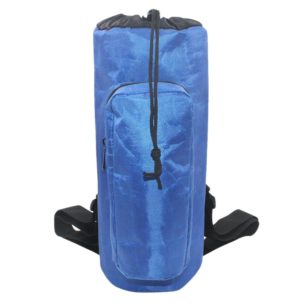 Waterproof Shockproof Oxygen Cylinder Tank Holder Backpack Bag Adjustable