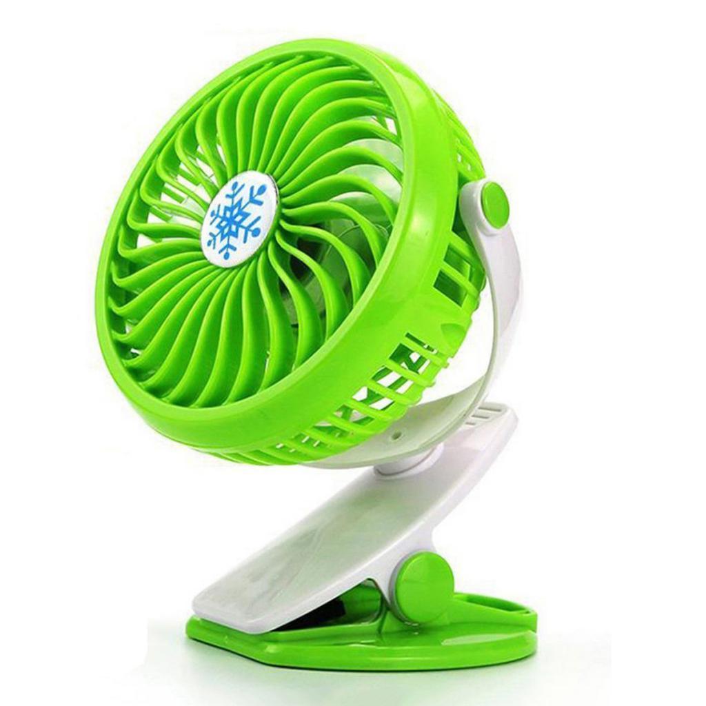 Mini-Portable-USB-Battery-Powered-Fan-Blade-Desktop-Cooling-Fan-for-Stroller miniatuur 10