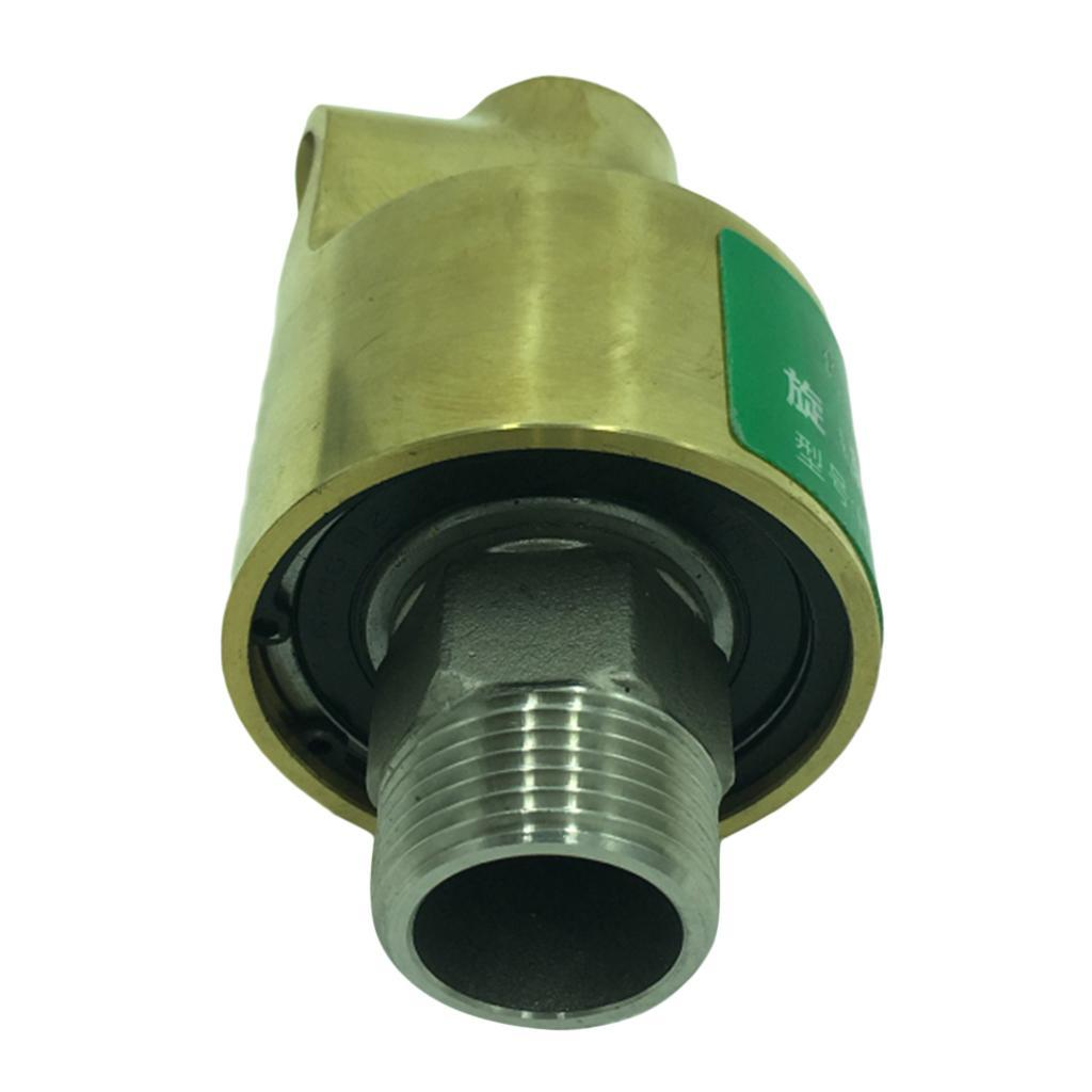 1-INCH-INDUSTRIAL-COPPER-AIR-SWIVEL-FITTING-CONNECTORS-HOSE-TOOL-COUPLER thumbnail 7