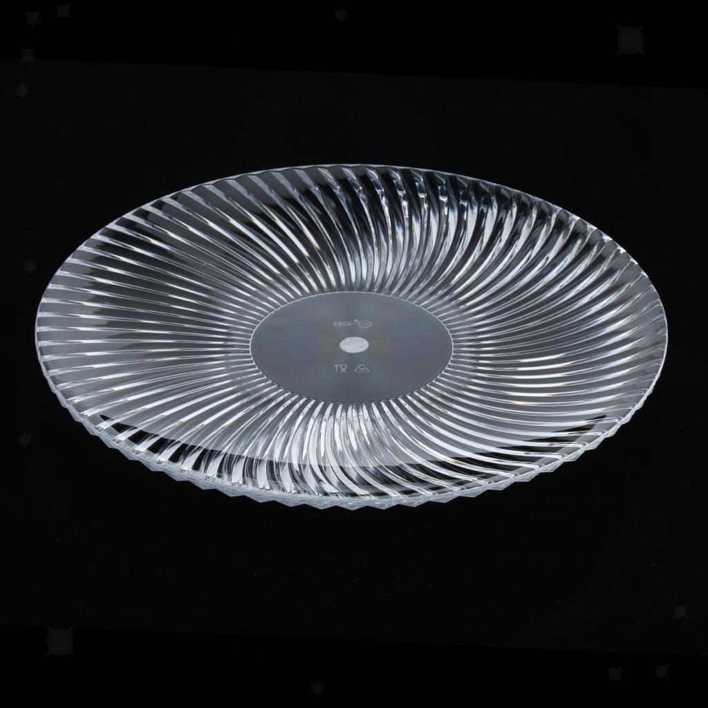 Piatto-da-Servire-Espositore-Stoviglia-Posate-Cucina-Utensili-Plate-Display miniatura 15