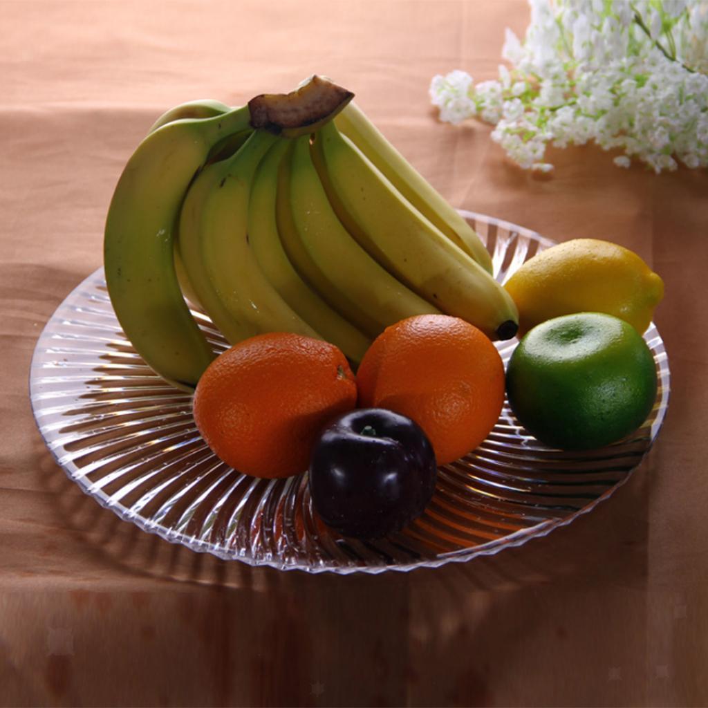 Piatto-da-Servire-Espositore-Stoviglia-Posate-Cucina-Utensili-Plate-Display miniatura 16