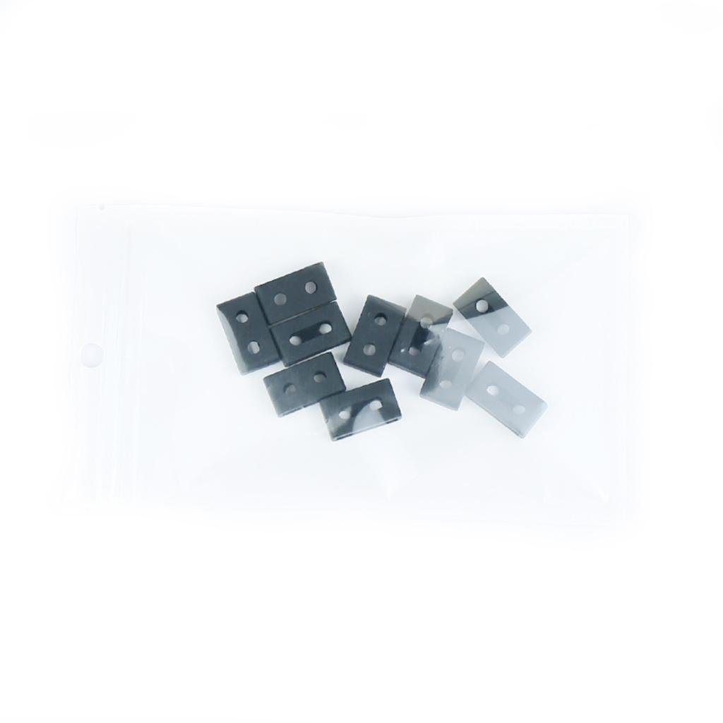 10Pcs-18-20-22mm-Silicone-Security-Loop-for-Casio-G-SHOCK-GA110-GD-BA thumbnail 22