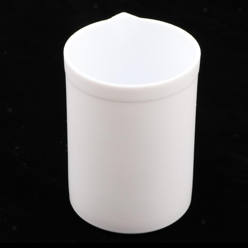 100-300ml-PTFE-Beaker-Crucible-Cup-for-chemistry-biology-lab-Labware-w-Spout thumbnail 9