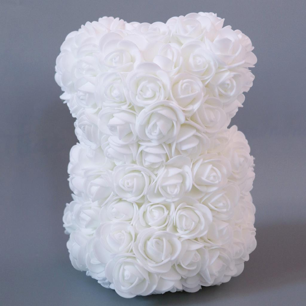 Rose-Bear-Teddy-Bear-Forever-Artificial-Flowers-Anniversary-Valentines-Gifts thumbnail 6