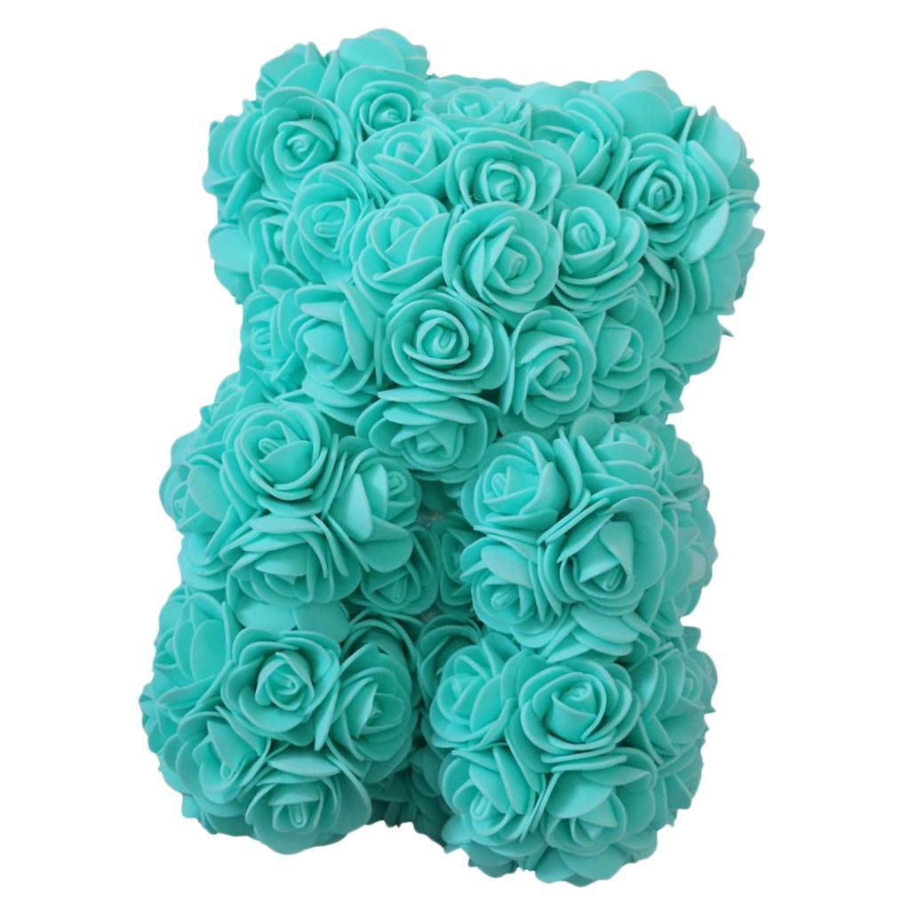 Rose-Bear-Teddy-Bear-Forever-Artificial-Flowers-Anniversary-Valentines-Gifts thumbnail 28