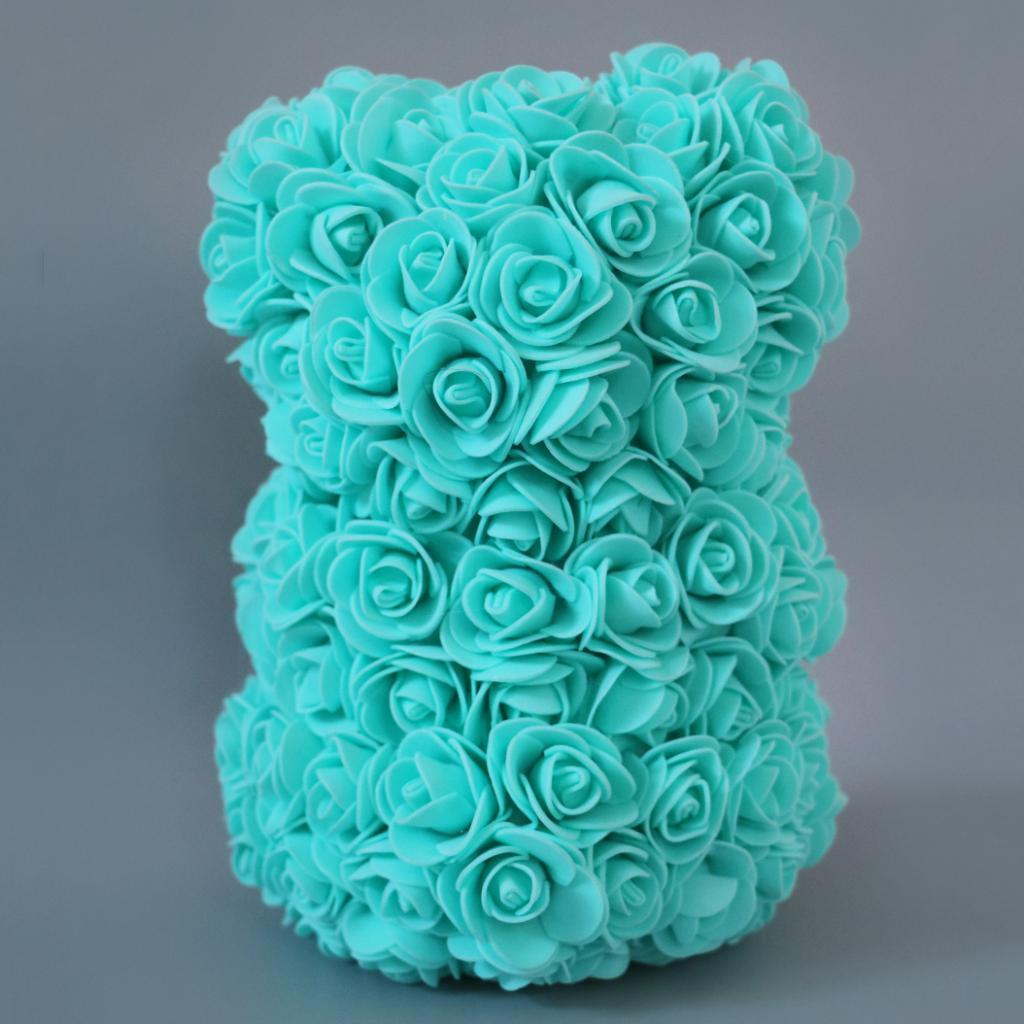 Rose-Bear-Teddy-Bear-Forever-Artificial-Flowers-Anniversary-Valentines-Gifts thumbnail 30