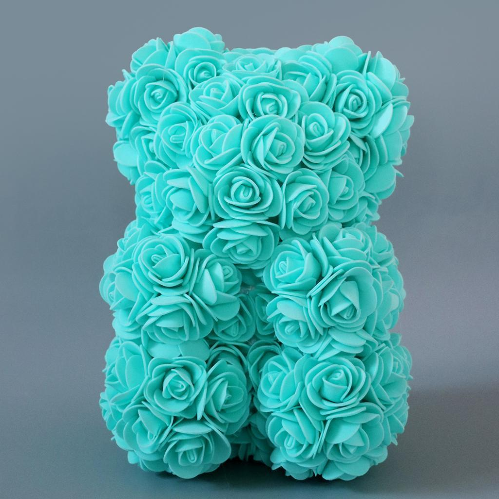 Rose-Bear-Teddy-Bear-Forever-Artificial-Flowers-Anniversary-Valentines-Gifts thumbnail 32