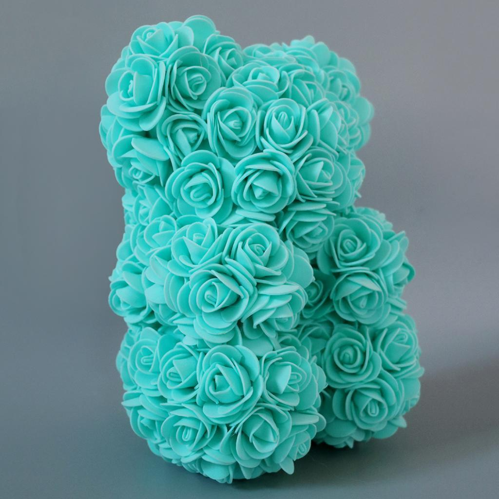 Rose-Bear-Teddy-Bear-Forever-Artificial-Flowers-Anniversary-Valentines-Gifts thumbnail 33